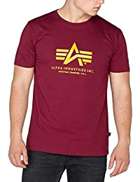 Alpha Industries Basic Logo Shirt