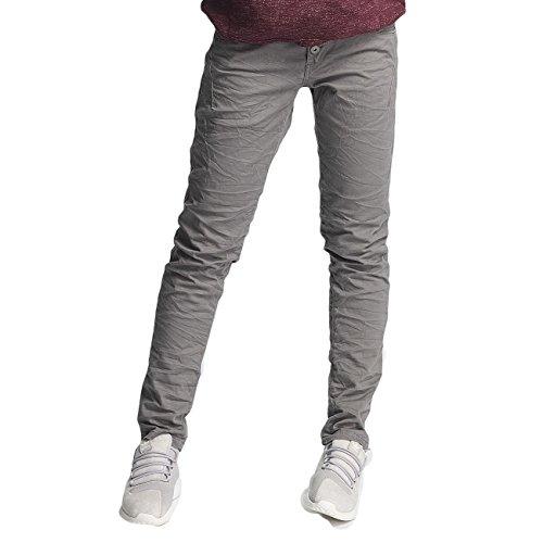 Urban Surface Damen Jeans / Slim Fit Jeans Vittoria grau L
