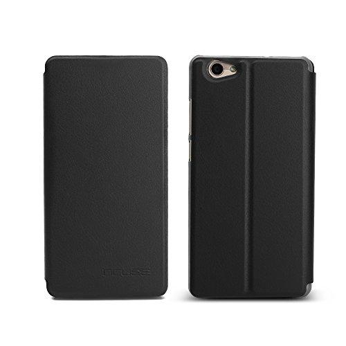 T&R Vernee Thor Plus Funda, Flip PU Protictive Cover Case Carcasa Funda para Vernee Thor Plus Smartphone
