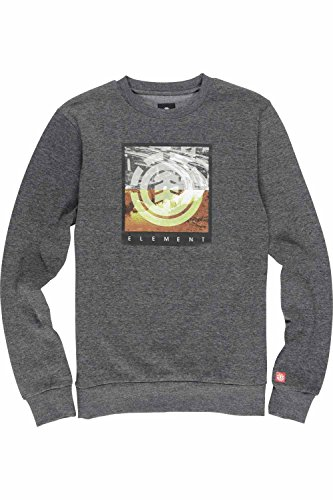 Element Flow Crewneck Anthrazit
