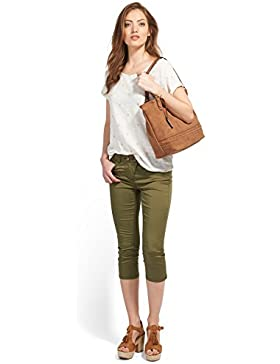 Tom Tailor für Frauen pants / trousers Alexa Slim 3/4