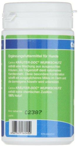 Canina Kräuter-Doc Wurmschutz, 1er Pack (1 x 0.025 kg) -
