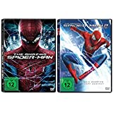 The Amazing Spider-Man 2: Rise of Electro und The Amazing Spider-Man im DVD Set