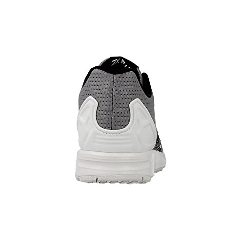 Divididas Deportes Adidas Lienzo Negro Zapatos De Zx S78735 K Blanca Mujer La Flujo wqTXrOIT