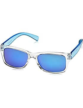 Dice Gafas de sol infantiles azul Shiny Crystal Blue Talla:talla única