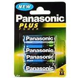 Panasonic 1145 Special Power Batterie Zinc R06r Aa Elektronik