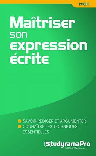 Maîtriser son expressions écrite par Studyrama