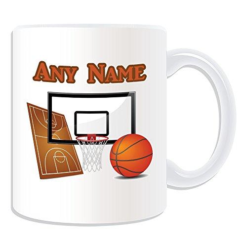 De regalo con mensaje personalizado - taza de desayuno con diseño de
