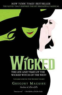 Book cover for Wicked