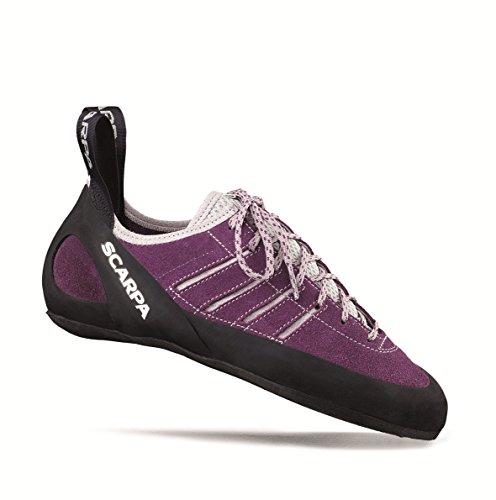 Scarpa Schuhe Thunder Women Kletterschuh plum