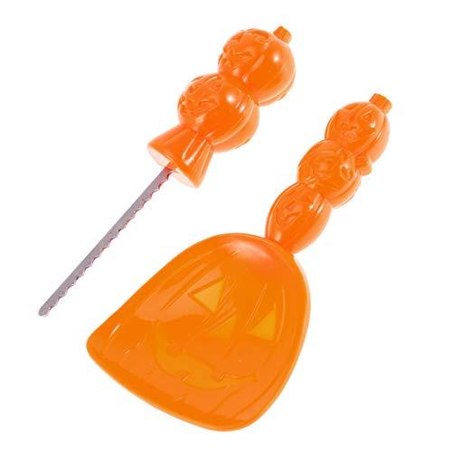 �rbis Carving Werkzeuge Schnitzen Leicht Sculpt Halloween Party Kinder Spielzeug Obst Gemüse Lebensmittel Stecklinge Werkzeug 1 Satz ()
