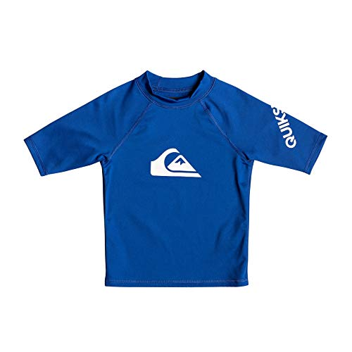 Quiksilver Kinder All Time S/sl Surf Tee Electric Royal 5