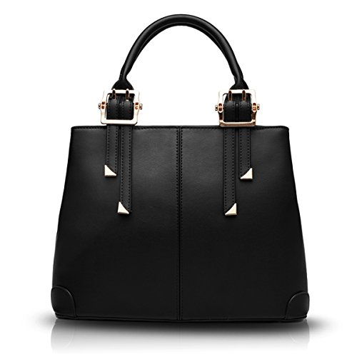 Sunas Ms. portafoglio messenger bag semplice borse 2017 nuova borsa nero