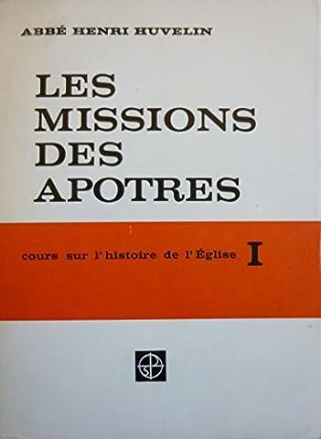 Les Missions des Apôtres