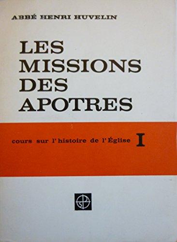 Les Missions des Aptres
