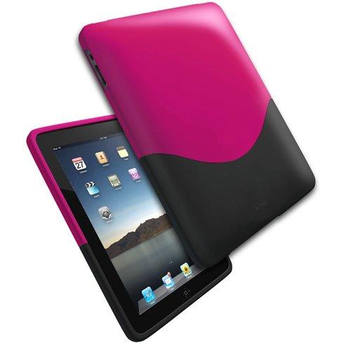 iFrogz Luxe Schutzgehäuse für Apple iPad pink/schwarz Ifrogz Luxe Case