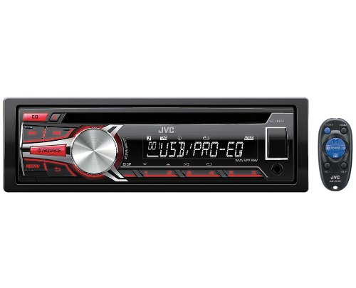 jvc kd-r456 single din cd/mp3 receiver JVC KD-R456 SINGLE DIN CD/MP3 RECEIVER 41N jhFfXVL