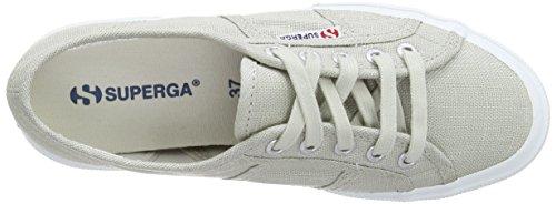 Superga 2750 LINU, Damen Sneaker Beige