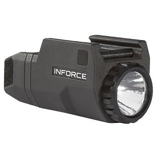 InForce APL,Cmpct,Black,WHT LED, Glk Univ Rail G1