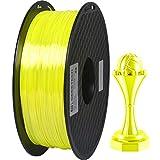 Filamento PLA 1.75 mm gris blanco, verde brillante en la oscuridad, filamento de la impresora GEEETCH 3D filamento 1 kg