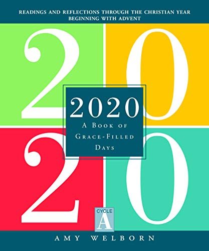 2020: A Book of Grace-Filled Days (English Edition)