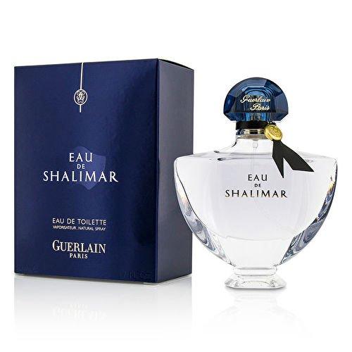 Guerlain Eau De Shalimar Eau De Toilette Spray (New Packaging) 50ml/1.7oz - Damen Parfum (Touch-1.7 Spray Ounce)
