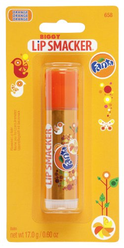 Lip Smacker Baume à Lèvres Parfum Fanta Orange 17 g