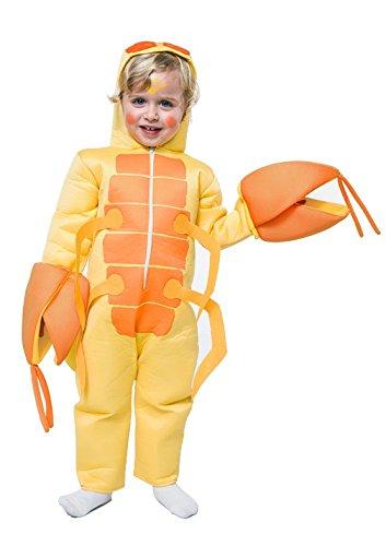 Zzcostumes Gelbes Skorpion-Kostüm für Ein Kind (Kinder Kostüm Skorpion)