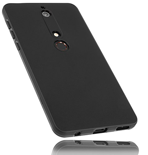 mumbi Schutzhülle für Nokia 6 (2018) Hülle