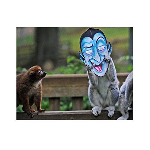 (Lorsoul 5D DIY Halloween Strass Malerei Kristall Stickerei Bild, Schmetterling/Katze / Kürbis Schablonen, Startseite Dekorative Diamant-Kreuz-Stich)