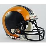 Riddell St. Louis Rams NFL Throwback Mini Helmet (81-99)