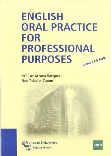 English Oral Practice For Professional Purposes Manuales