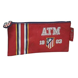 Portatodo Atletico Madrid 1903 plano bordado