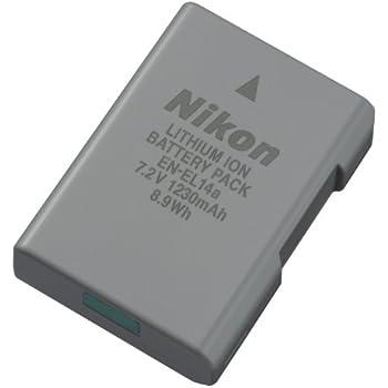 Nikon Lithium-Ionen Akku VFB11402