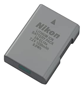 Nikon EN-EL14a Lithium Ion Rechargeable Battery for Camera