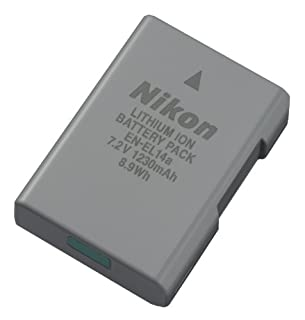 Nikon EN-EL14a Lithium-Ionen-rechargeable battery (B00FXYTLIK) | Amazon Products