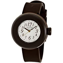[Pierre Hermé] Pierre Herme Watch Carrement Chocolat (Chocolate Kyare Man) Mac-0141403 Ladies