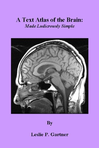 A Text Atlas of the Brain: Made Ludicrously Simple