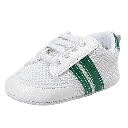 MERICAL Baby Shoes Soft Bottom Anti-Skid Leather Sports Shoe for Infant Toddler Boys