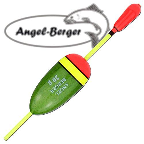 Angel Berger Balsaholz Inline Raubfischpose (10g)