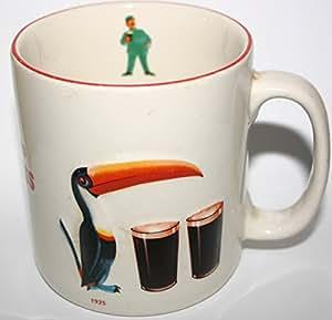Guinness Toucan Keramikbecher