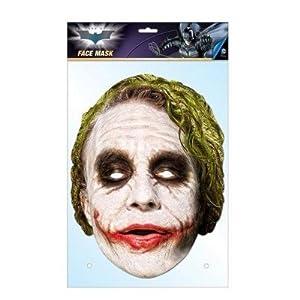 Batman-Mascara joker talla unica, (Rubie