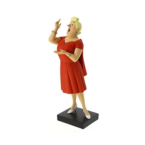 Fariboles Figura de colección Moulinsart Tintín, Bianca Castafiore 44019 (2016) 1