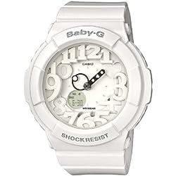 Casio Baby-G Reloj Analógico/Digital de Cuarzo para Mujer con Correa de Resina – BGA-131-7BER