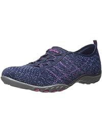 Skechers Breathe-Easy Fortune Damen Sneakers  415 EU MCharcoal Knit