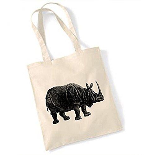 Rhinocéros sac naturel