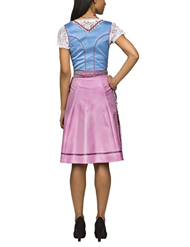 Stockerpoint Damen Dirndl Pamela Blau (Hellblau)