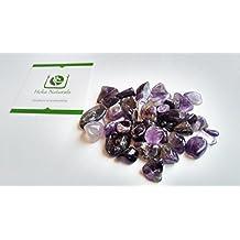 Grado amatista piedras 50gramos Set Reiki cristal curación chakra Gemstone