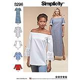 Simplicity Pattern 20 W-28 W Misses/Vestido