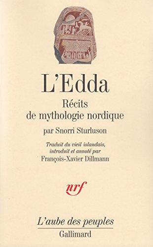 L'Edda : Récits de mythologie nordique par Sturluson Snorri
